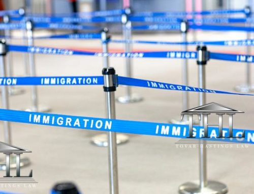 Cuando y como una persona puede pedir un perdon ante inmigracion
